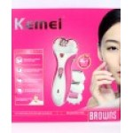 Kemei 4 in 1 Electric Epilator And Shaver KM-2531