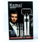 Kemei Nose-Hair Mustache 3 In 1 Trimmer KM-1210