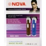 Nova Professional Rechargeable Trimmer NHC-3903