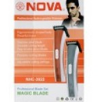 Nova Professional Rechargeable Trimmer NHC-3922