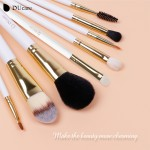 DU Care 8 pcs Professional High Quality Makeup Brush Set