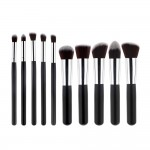Professional 10 Pcs Multifunction Makeup Brush Set
