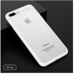 FLOVEME White Luxury Clear Phone Case