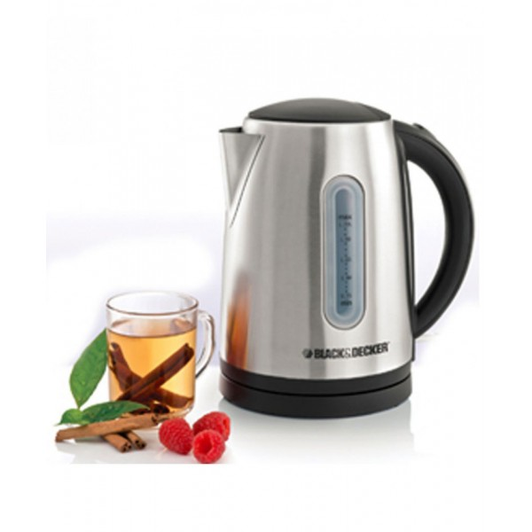 Black And Decker Stainless Steel Kettle JC400