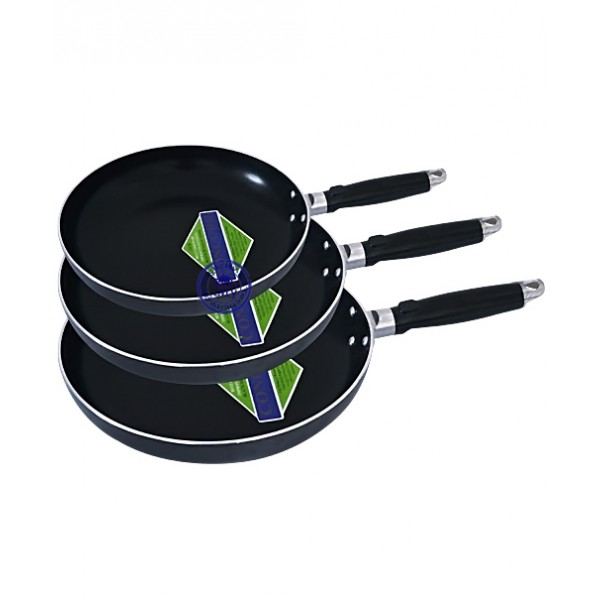 Concord Non-Stick 3 Piece Frying Pan