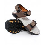 Brown Stylish Design Casual Sandal DR-494