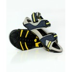 Gray Stitched Design Stylish Casual Sandal DR-487