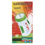 Pack Of 2 Solar Rechargeable Camping Lamp SL-7008