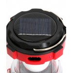 Pack Of 2 Solar Rechargeable Lantern Lamp SL-7006