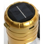 Pack Of 2 Solar Rechargeable Lantern SL-7012