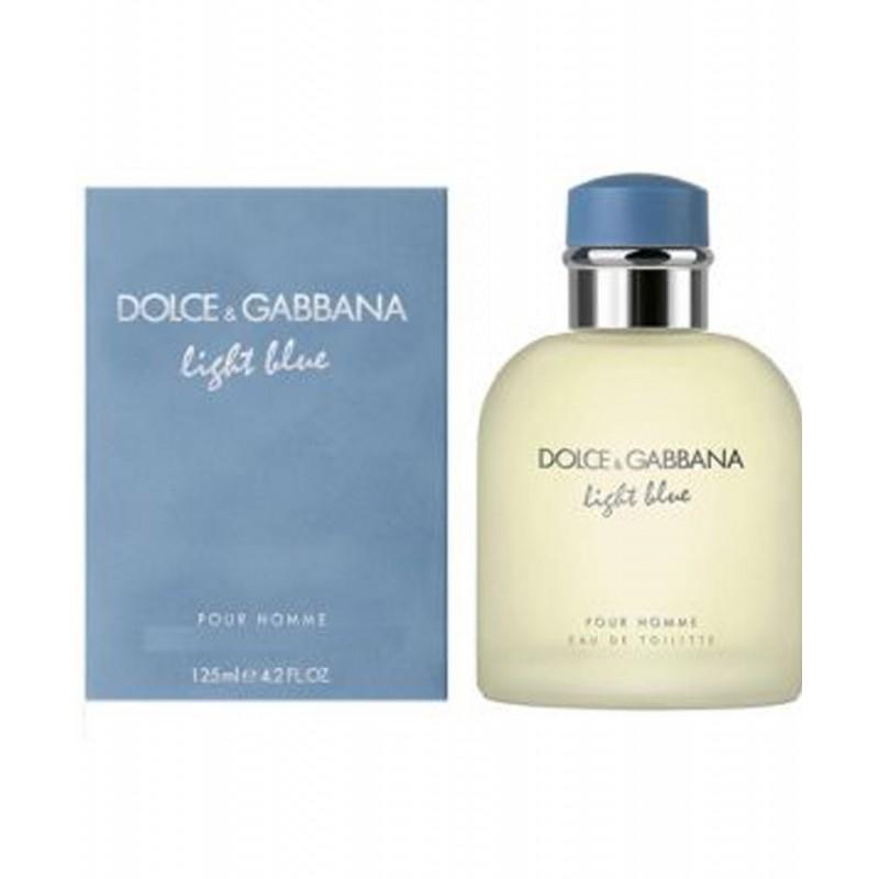 4dcc0998fe7 Dolce and Gabbana Light Blue Mens Perfume 125 ML