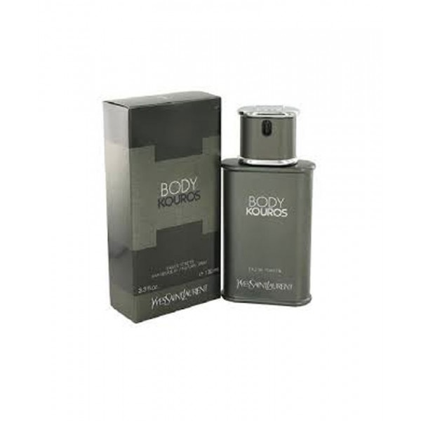 Yves Saint Laurent Kouros Body Perfume For Men 100 ML