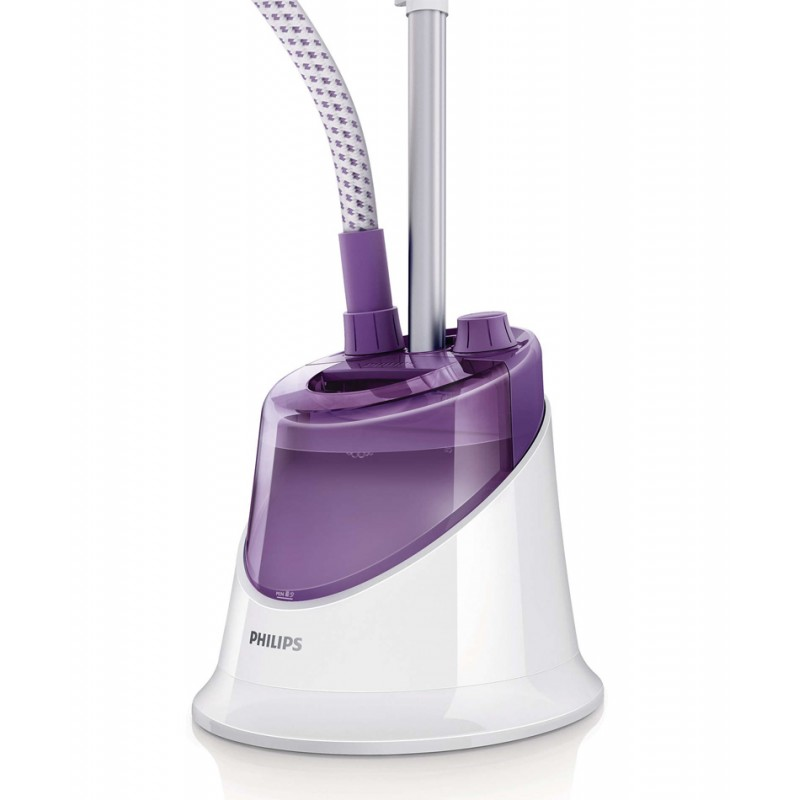 how to use philips garment steamer