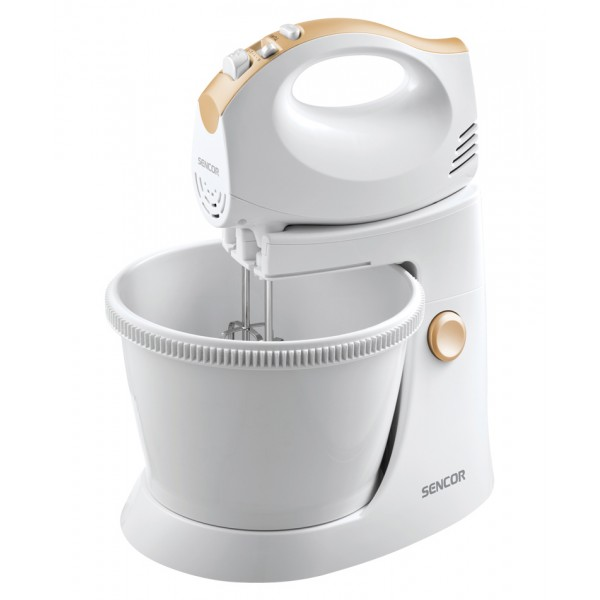 Sencor Hand Mixer with a Rotating Bowl SHM 5330