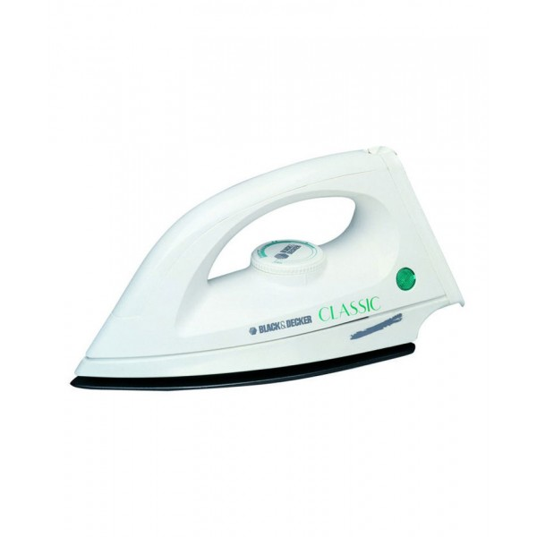Black And Decker Light Weight Dry Iron F300