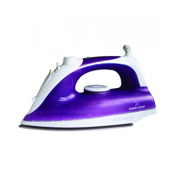 Black And Decker Steam Iron X-1015