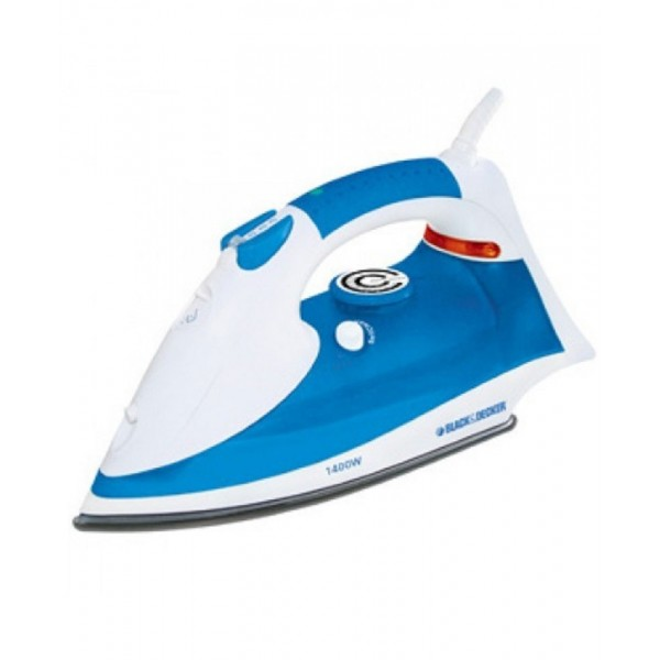 Black And Decker Steam Iron X-750