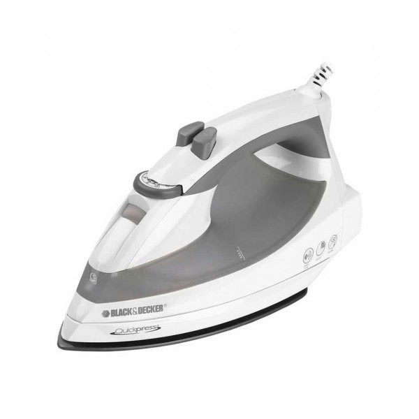 Black And Decker Steam Iron X2000
