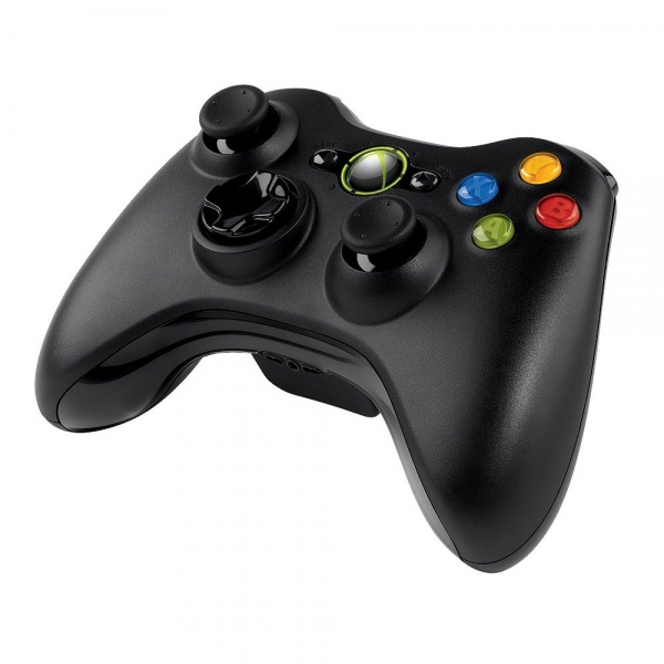 Games Arena Xbox 360 Wireless Controller - Black