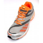 AD Grey Orange Active For Motion Sports Shoes DR-175