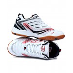 White Red CH-Plus Sports Shoes DR-164