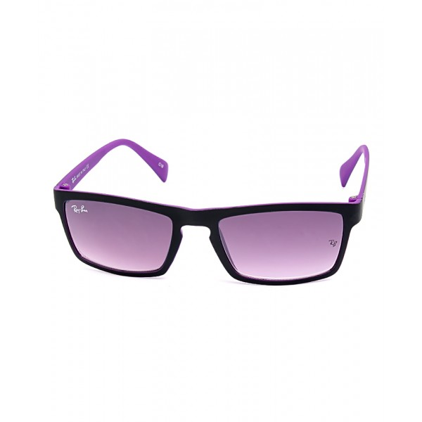 Ray B Wayfarer Style Purple Sunglasses R2593T