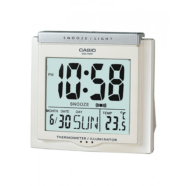 Casio DQ-750F Table Clock