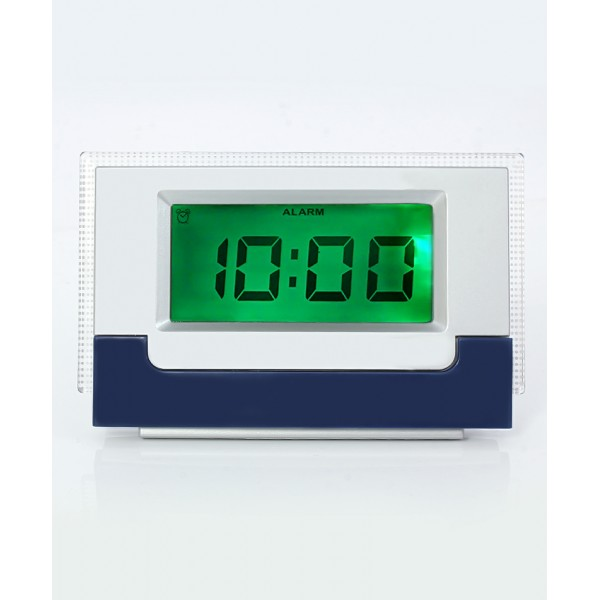 Seven Color Changing Touch Sensor Alarm Clock H-801