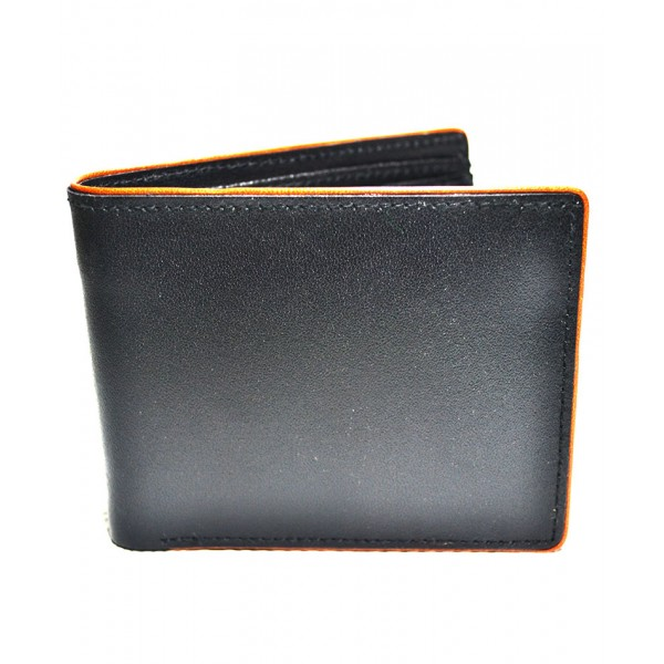 Black Plain Wallet IA-1005