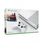 Microsoft Xbox One S Battlefield 1 Bundle - 500GB -White