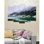 Wall Canvas Frames Digitally Printed 5 Pieces FR-1179