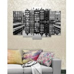 Wall Canvas Frames Digitally Printed 5 Pieces FR-1190