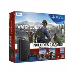 Sony Bundle Offer - PS4 Slim - 500GB - Black & Watch Dogs Collection