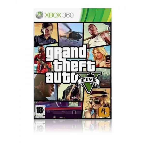 Microsoft GTA V - Xbox 360