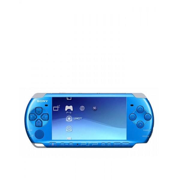 "Sony PSP 3006 - 4.3"" - 64 MB RAM - Vibrant Blue"