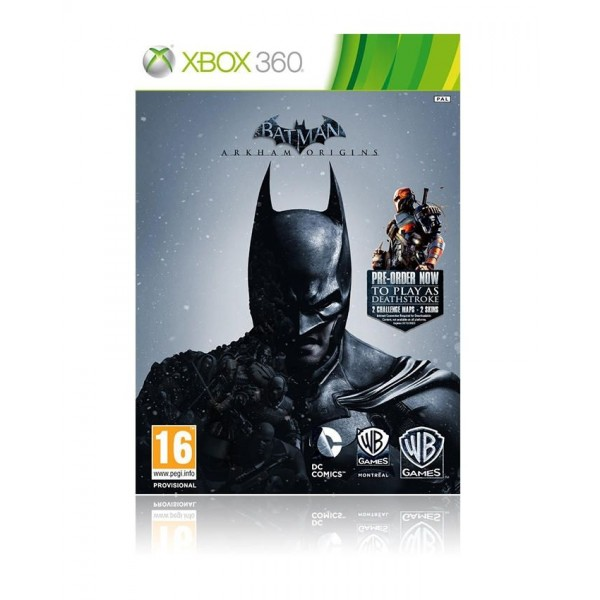 Warner Bros Batman: Arkham Origins - Xbox 360