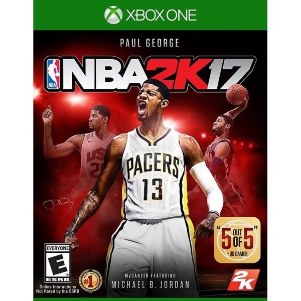 2K Games Nba 2K17  Standard Edition- Xbox One