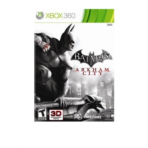 Microsoft Batman Arkham City Game Voucher - Xbox 360