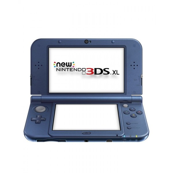 Nintendo  New 3DS XL – Blue