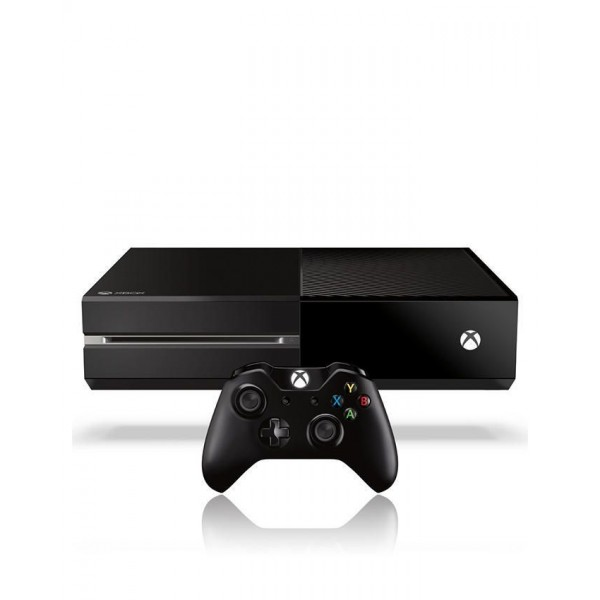 Microsoft Xbox One - NTSC - 500 GB - Black