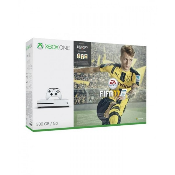 Microsoft Xbox One - FIFA 17 Bundle - 500 GB