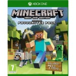 Microsoft Minecraft Favorites Pack - Xbox One