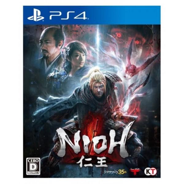 Sony Nioh - PlayStation 4