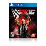2K Games WWE 2K16 - PS4