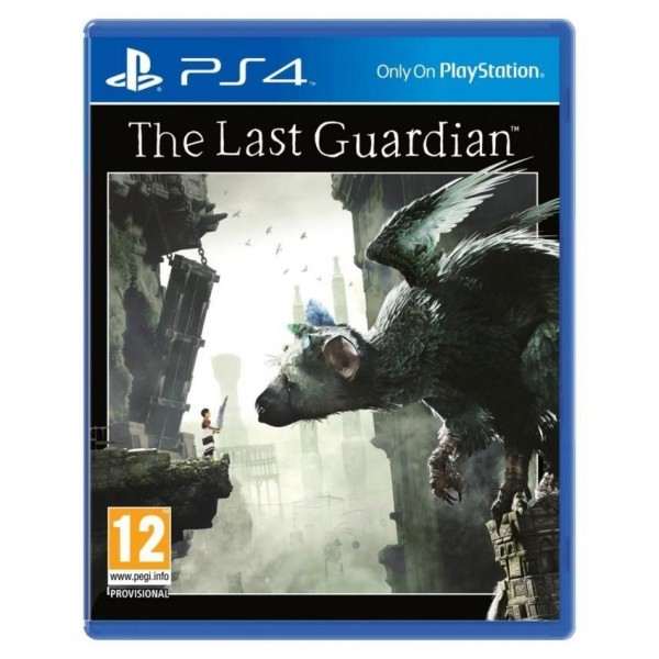 Sony The Last Guardian - PlayStation 4