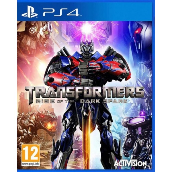 Activision Transformers - Rise of the Dark Spark - PS4