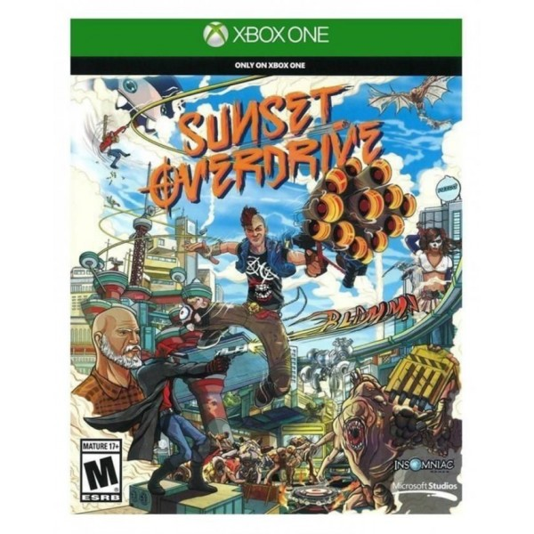 Microsoft Xbox One - Sunset Overdrive