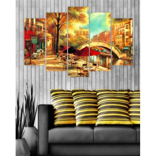 Wall Canvas Frames Digitally Printed Painting FR-1027