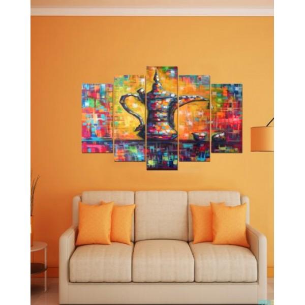 Wall Canvas Frames Digitally Printed Painting FR-1143