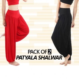 Pack Of 2 Patyala Shalwar